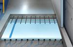 地下湧水処理断熱システム